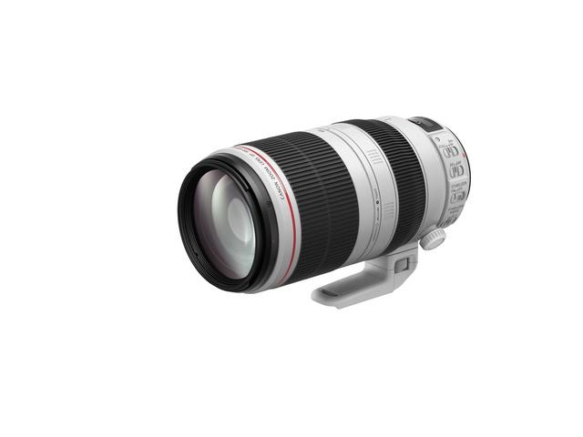 佳能发布新款远摄变焦镜头