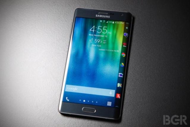 三星edge+_曲面屏双4G三星EdgeN9150济南促销