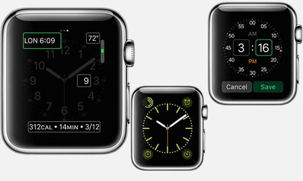 看着舒服多了 Apple Watch新细节曝光