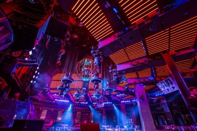 全方位动感体验 维加斯夜总会装备LED灯