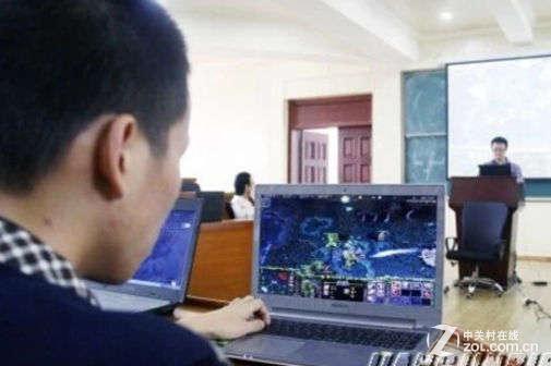 玩游戏变成大学选修课 重庆高校学玩DOTA