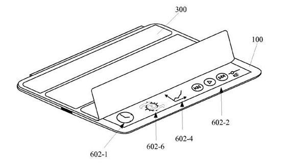 iPad全新操控方式 不解锁即可操作平板