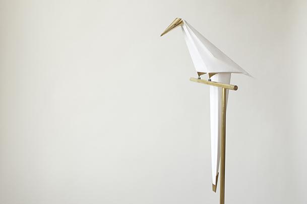 个性时尚范 艺术性十足的可爱小鸟灯