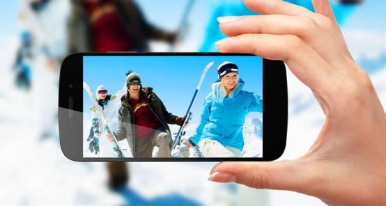 薇卡手机 iFeel,聚会旅行的必备拍照神器