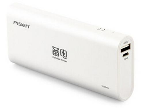 品胜移动电源 备电10000毫安平板手机通用充电宝