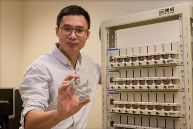 新型纳米锂电池问世 两分钟可充电70%