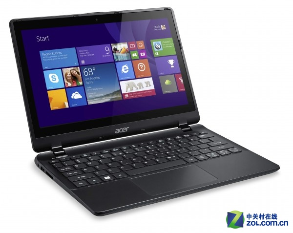 Acer推11.6英寸轻薄本 TravelMate B115
