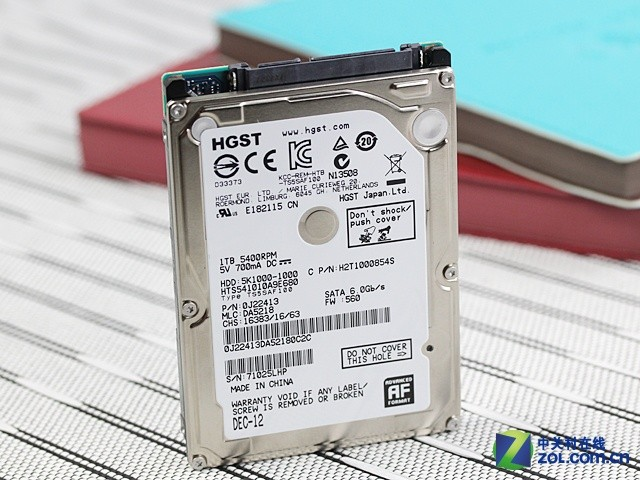 氦气硬盘的怒吼 18款台式机硬盘横评