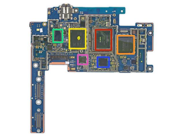 一切看上去都很美 拆谷歌新标杆Nexus 9