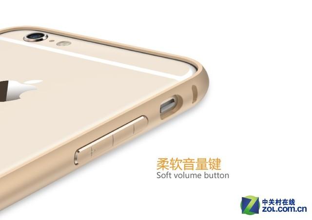 邦克仕iphone6金属边框49元