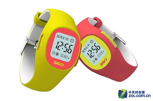 给孩子的最好礼物 360儿童定位手表评测