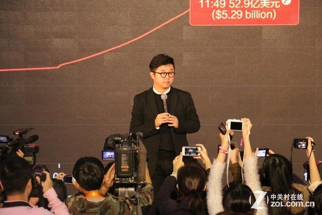 佳软特刊:亲历双11购物狂欢节571亿现场
