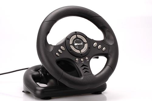 驾驭乐趣 莱仕达PXN-V18S方向盘使用感受