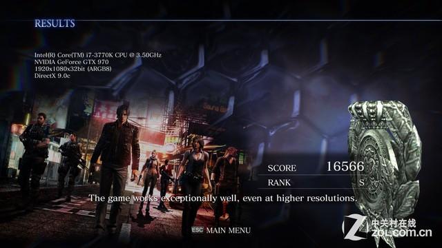 高调游戏设置 影驰GTX970性能全位解析