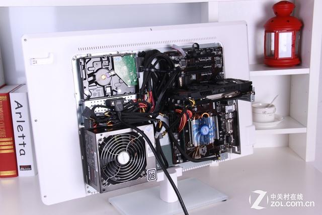 值得一提的是,diy一体机是不包含板卡,cpu,机电散等电脑配件的