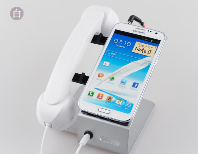 安全稳固 海陆通手机复古话筒169元
