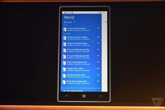 注重跨设备体验 Windows 10新功能解析