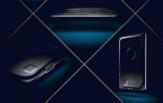 7mm!希捷小七移动硬盘CES全球同步首发