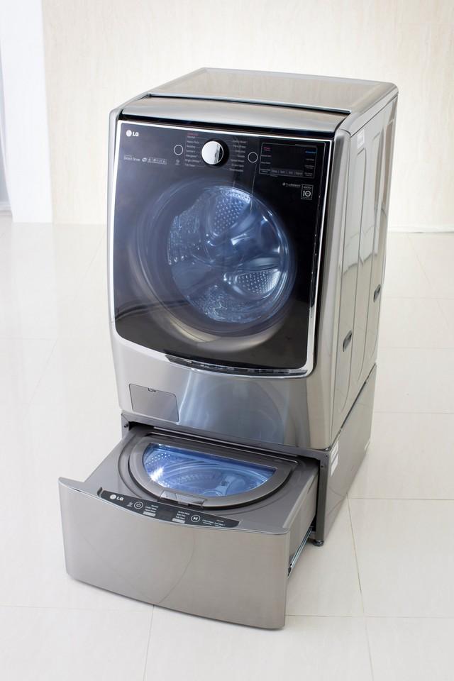LG强势推出TWIN WASH,诠释最新洗衣理念