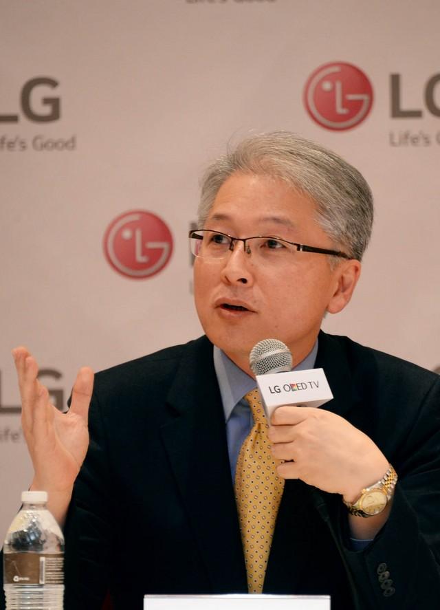 LG黑色家电事业部新任CEO发布2015经营战略