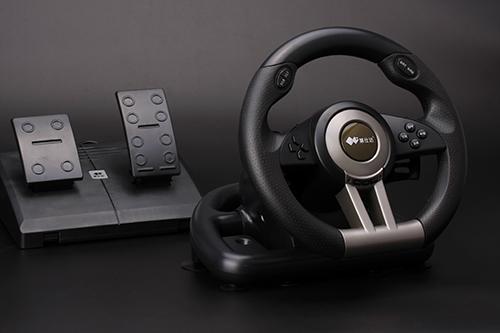 飚车要真实莱仕达雷驰PXN-V3II双震动方向盘