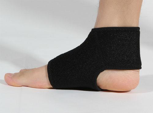 脚腕各部位的名称图解