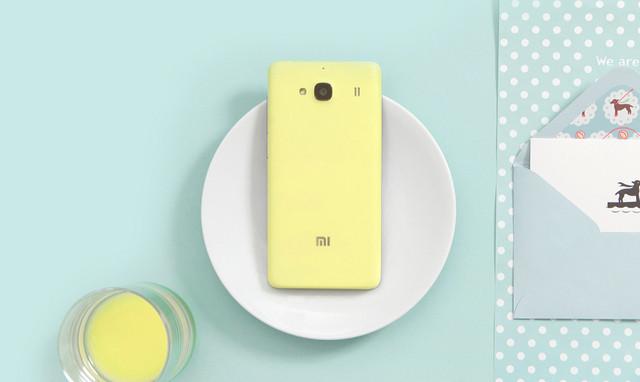 配64位骁龙410芯 699元红米手机2发布