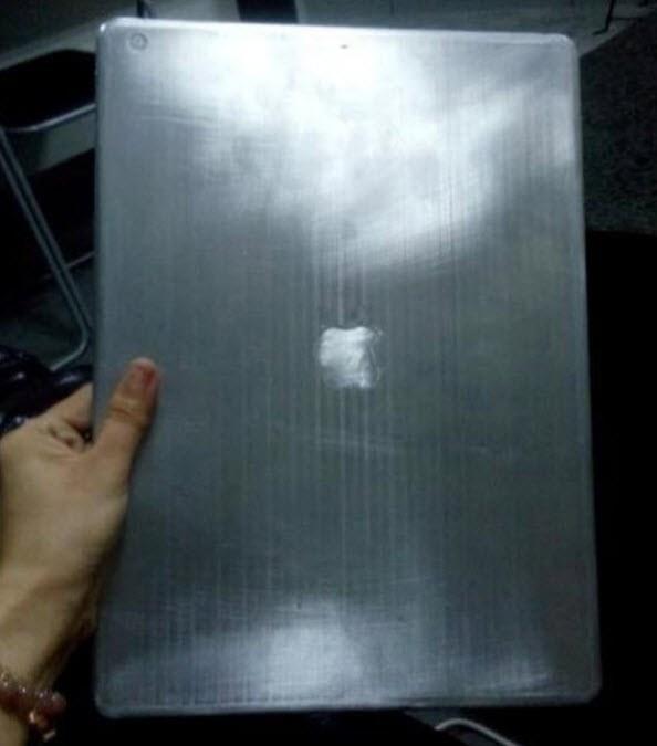 苹果iPad Pro谍照传出