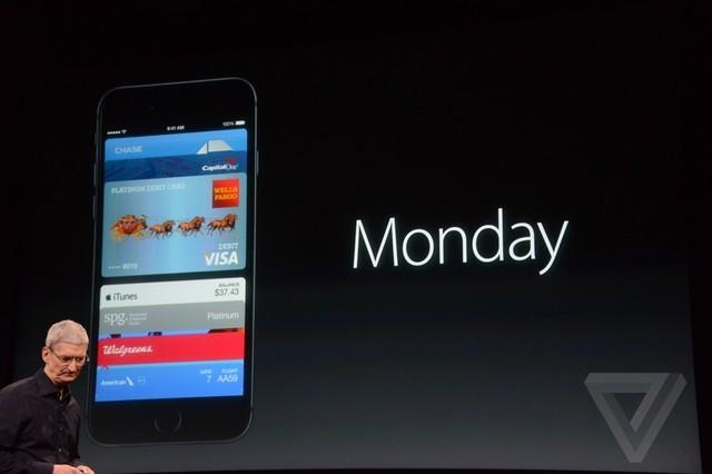 佳软周刊:周一见 Apple Pay开始赚钱了