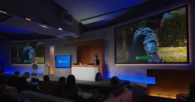 开启新篇章 Windows10发布会新功能盘点