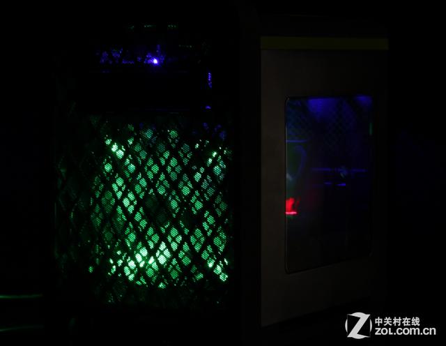 """万元硬件植入 """"Z-ONE""""御用机箱小试装机"""