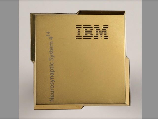 IBM研发模拟脑功能芯片 或颠覆传统计算