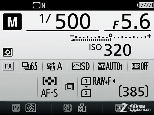 颇为全面全画幅中端新军 点评尼康D750