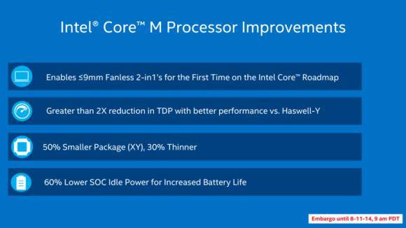 重磅消息!原道将发布两款Core M笔记本平板