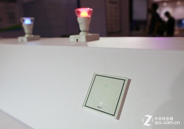 闪联产业联盟参展  推智能灯泡产品