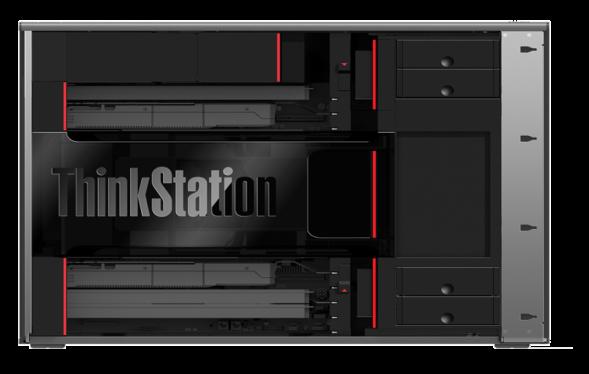 联想ThinkStation P系列工作站 抢先发布