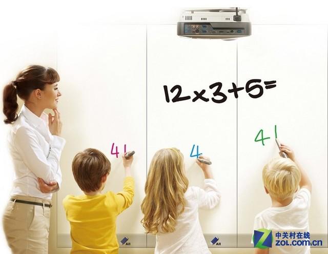 大揭秘 DLP教育投影机色彩为何更稳定?