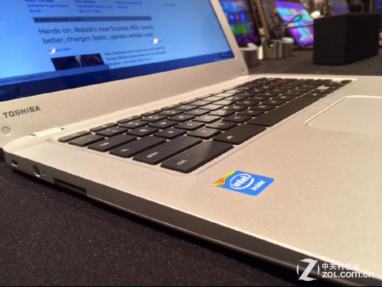 东芝新Chromebook 处理器升级续航提升