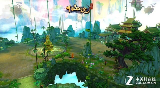 专访仙途2主策 谈特色玩法倡导公平战斗