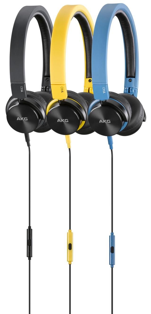 典藏音质的色彩时代 AKG Y系列新品全新上市