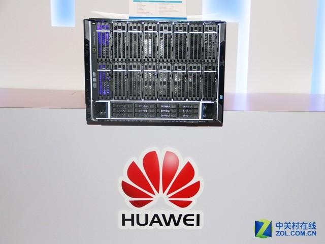 再刷世界纪录 华为RH8100 V3服务器发布