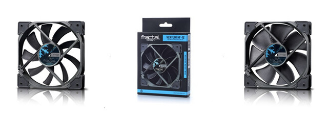 Fractal Design正式推出Venturi系列风扇!