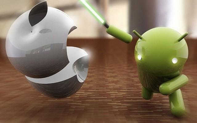 安卓和iOS攀亲 看苹果前员工创造的经典