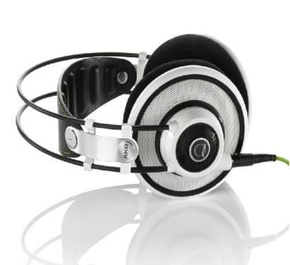 """AKG世界顶级耳机被誉为音响界的""""阿玛尼"""""""
