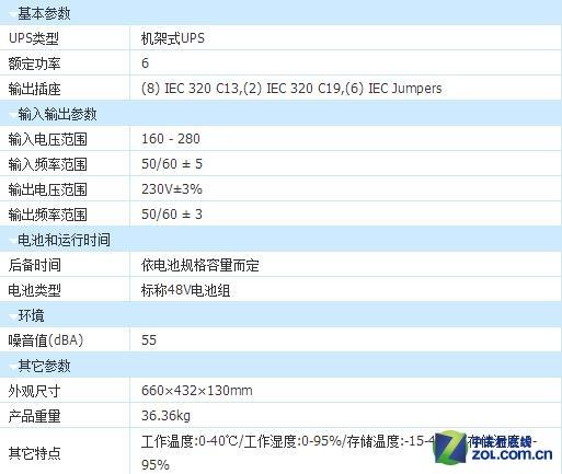 原装正品 APC SURT6000UXICH售14888元