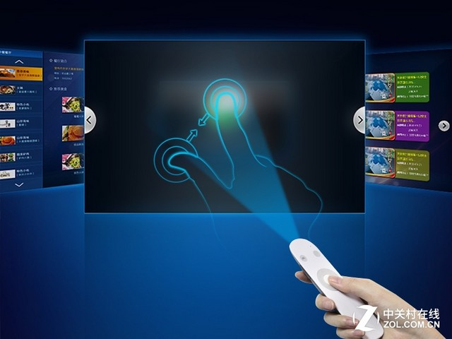 神画Y1智能投影机开创人机交互新境界