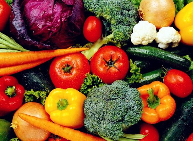 多吃蔬菜水果为了那点维生素A