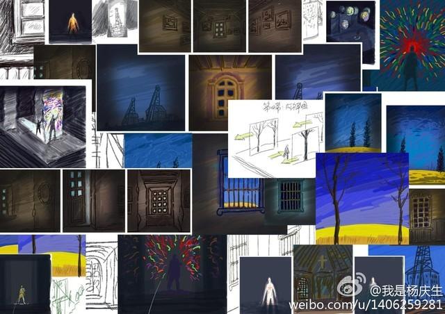 E人E本首秀话剧创作,《燃烧的梵高》席卷京城