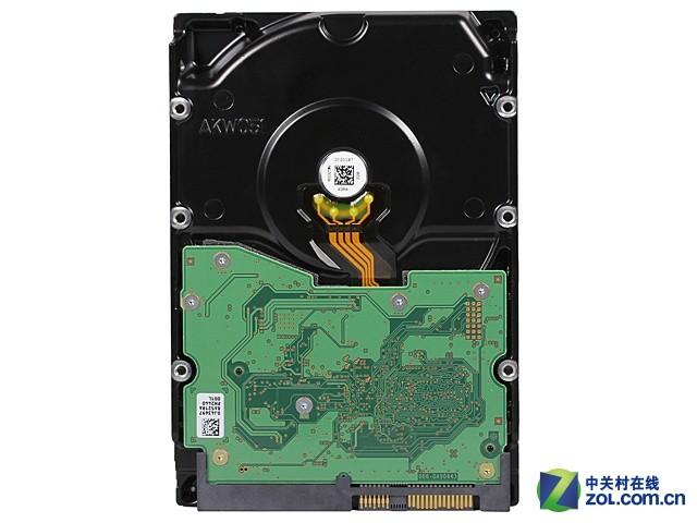 超越单碟1TB HGST 7K6000 6TB硬盘评测