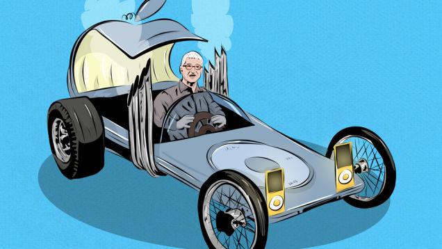 无人电动车?苹果不会造汽车的六大理由